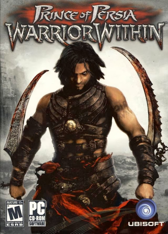 Cover Of Prince Of Persia Warrior Within (2004) Full Latest Version PC Game Free Download Resumable Links at Alldownloads4u.Com