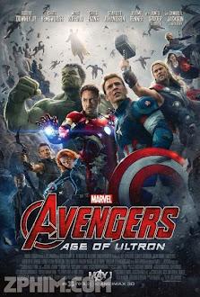 Biệt Đội Siêu Anh Hùng 2: Đế Chế Ultron - Avengers: Age of Ultron (2015) Poster