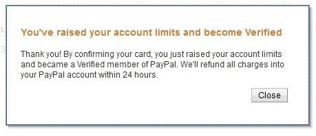 Powerful trick to get a verified Paypal Account in unsupported countries