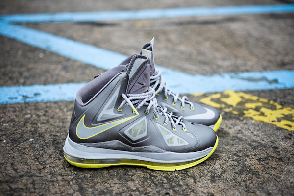 Release Reminder Nike LeBron X 8220Yellow Diamond8221