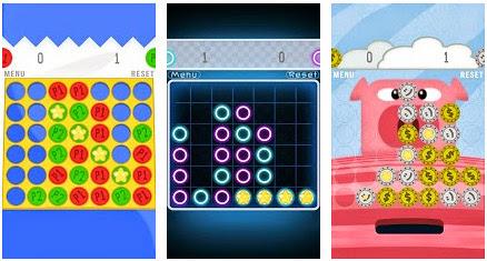 4 Op Een Rij App voor Android, iPhone en iPad