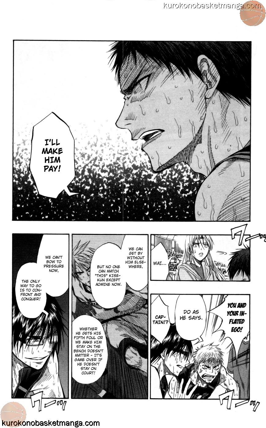 Kuroko no Basket Manga Chapter 71 - Image 06