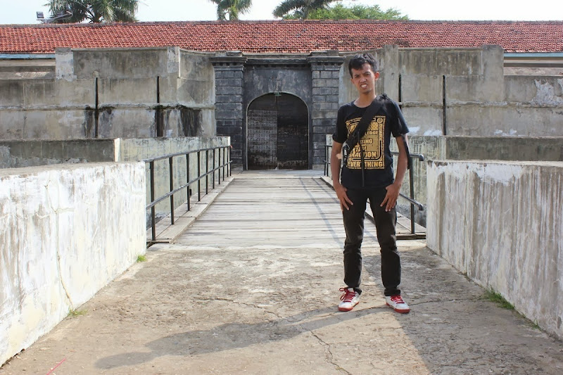 Bengkulu Benteng Malborough