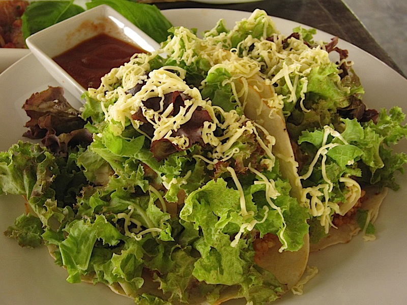 taco of Kapuluan Vista Resort