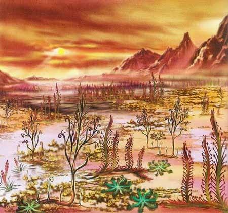 эры развития Земли