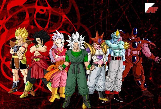 Komik Dragon Ball AF