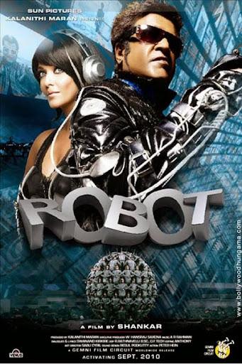 Robot Hủy Diệt | Endhiran Robot