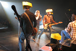 rocking the cheese-heads