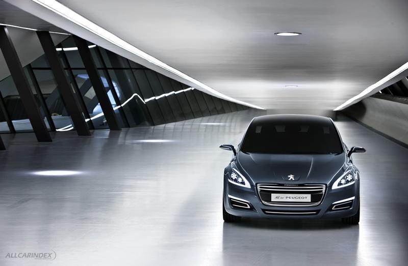Peugeot - 5 by Peugeot