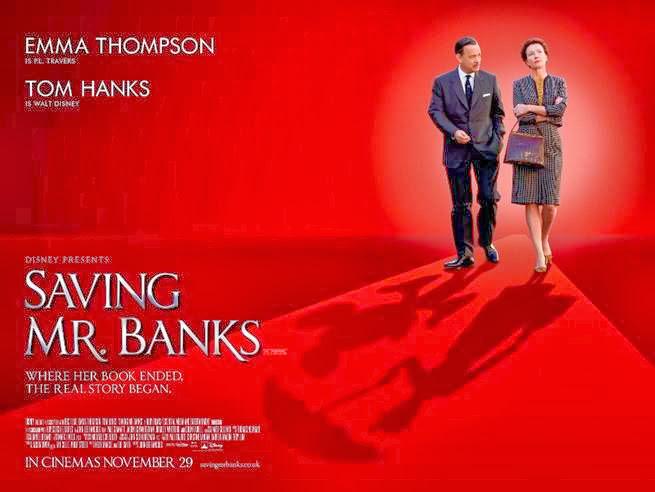 Η Μαγική Ομπρέλα Saving Mr. Banks Wallpaper