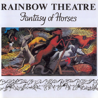 Rainbow Theatre ~ 1976 ~ Fantasy of Horses