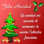 La navidad nos recuerda el nacimiento de nuestro Salvador Jesucristo