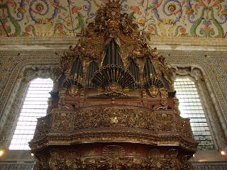 Church Piano photo - Capela Universidade Coimbra