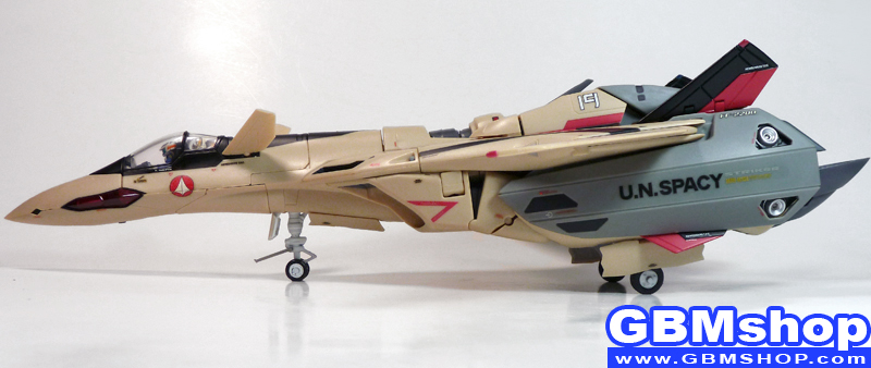 Macross Plus YF-19 with FAST Pack Fighter Mode