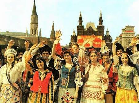 народы СССР