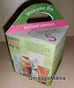welcome box bottega verde