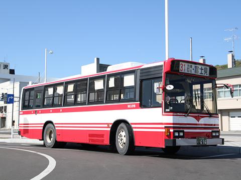 宗谷バス 31系統 ・616