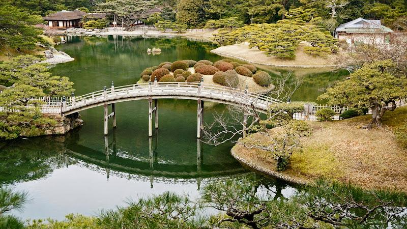 栗林公園 写真11