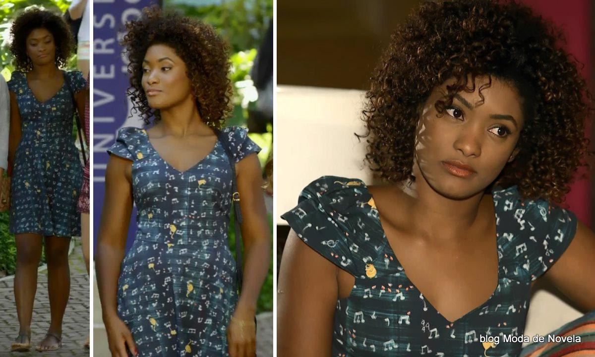 moda da novela Em Família - look da Alice dia 11 de junho