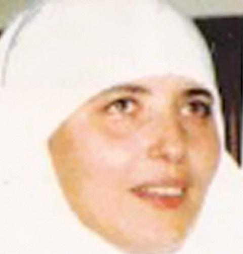 نسرين بعد ارتداء الحجاب