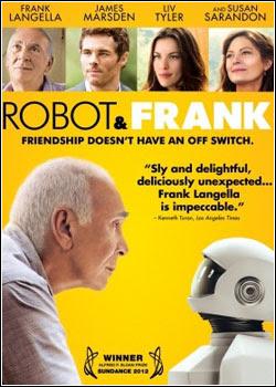 Frank e o Robô (Dublado) DVDRip RMVB