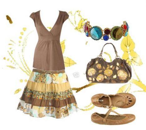 2011 yazlık kıyafetler