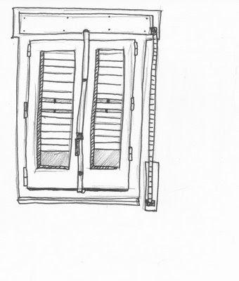 Las ventanas de casa persiana - Persianas de ventanas ...