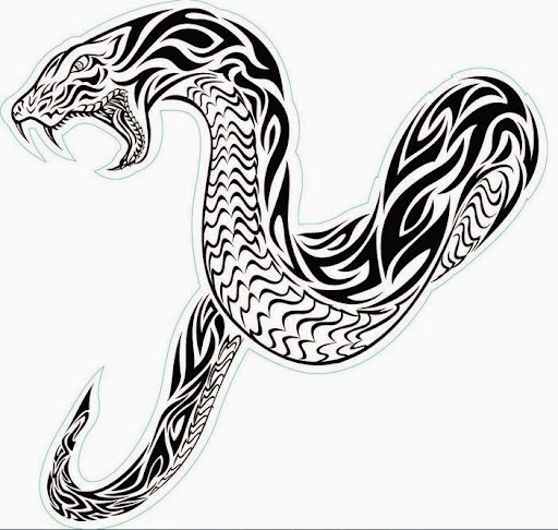 50 best snake tattoos designs and ideas designatattoo. Black Bedroom Furniture Sets. Home Design Ideas