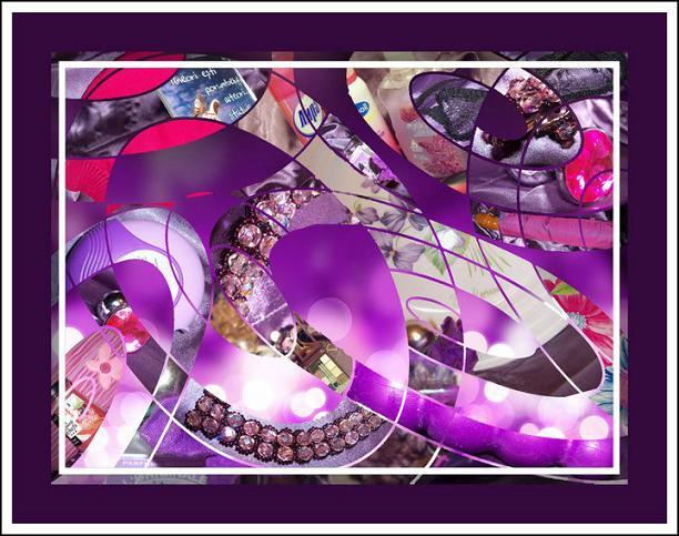 фиолетовый цвет картинки