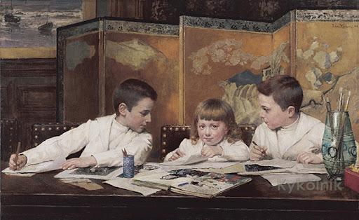 JAN VERHAS ( 1834-1896) 1%252520%2525289%252529