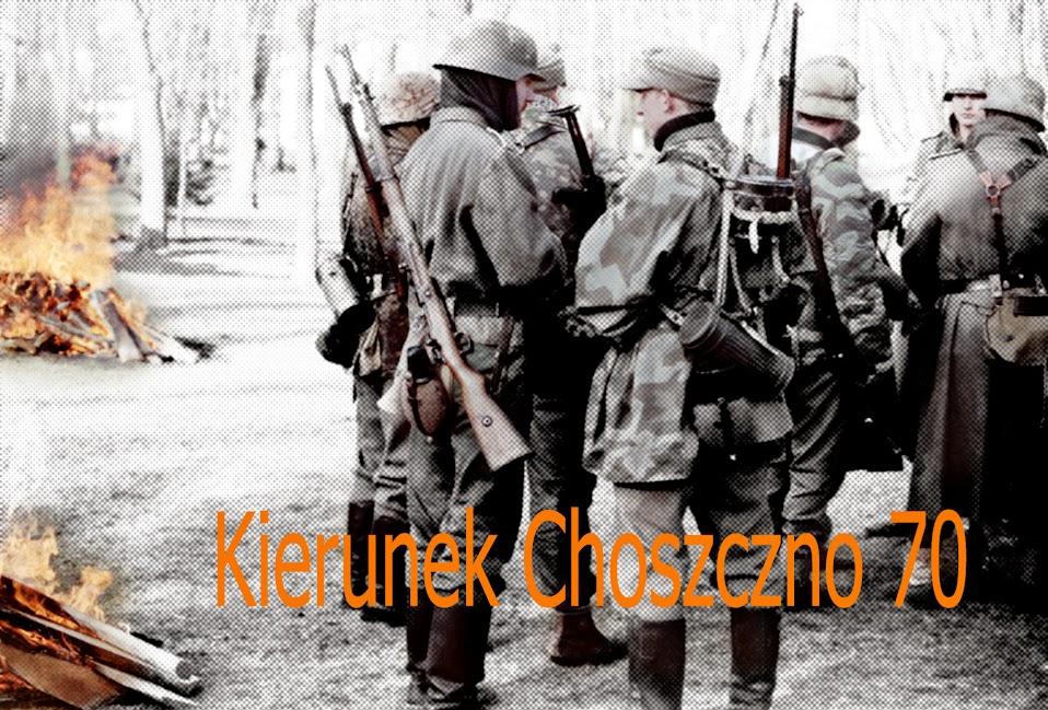 Kierunek Choszczno 70