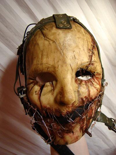 Ejemplos de mascaras terrorficas para halloween