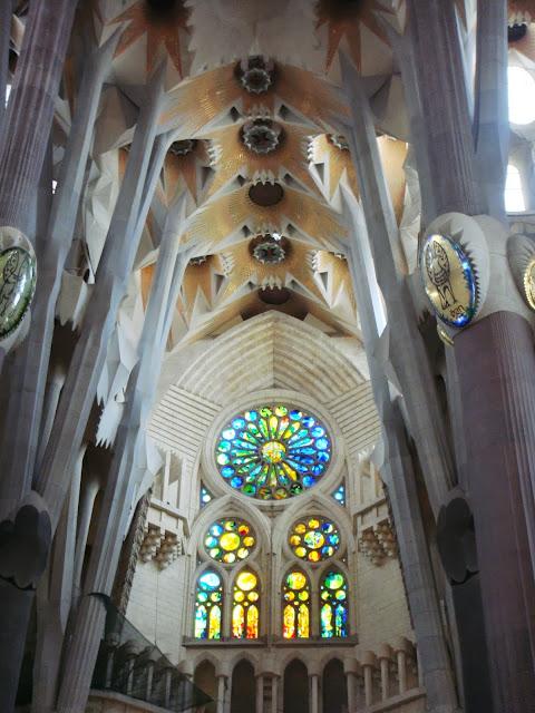 Sagarada Familia, Gaudí, Barcelona, Elisa N, Blog de Viajes, Lifestyle, Travel
