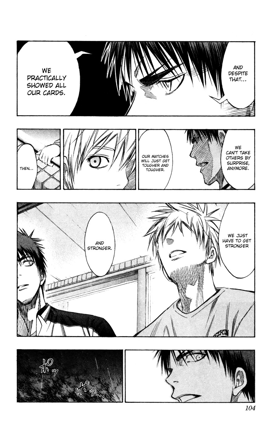Kuroko no Basket Manga Chapter 140 - Image 14