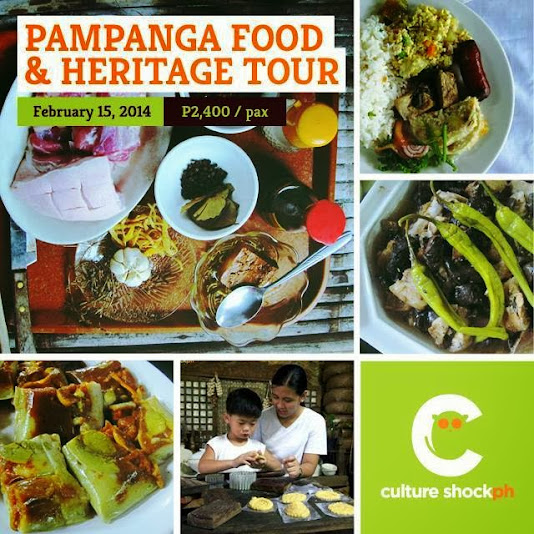Pampanga Philippines Food Heritage Tour
