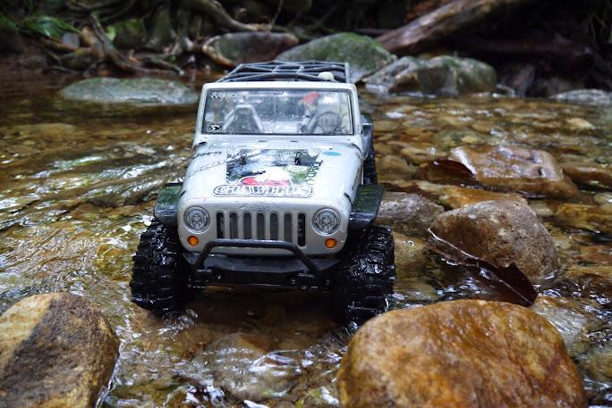 jeep - Axial Jeep Borneo escapade P1020571
