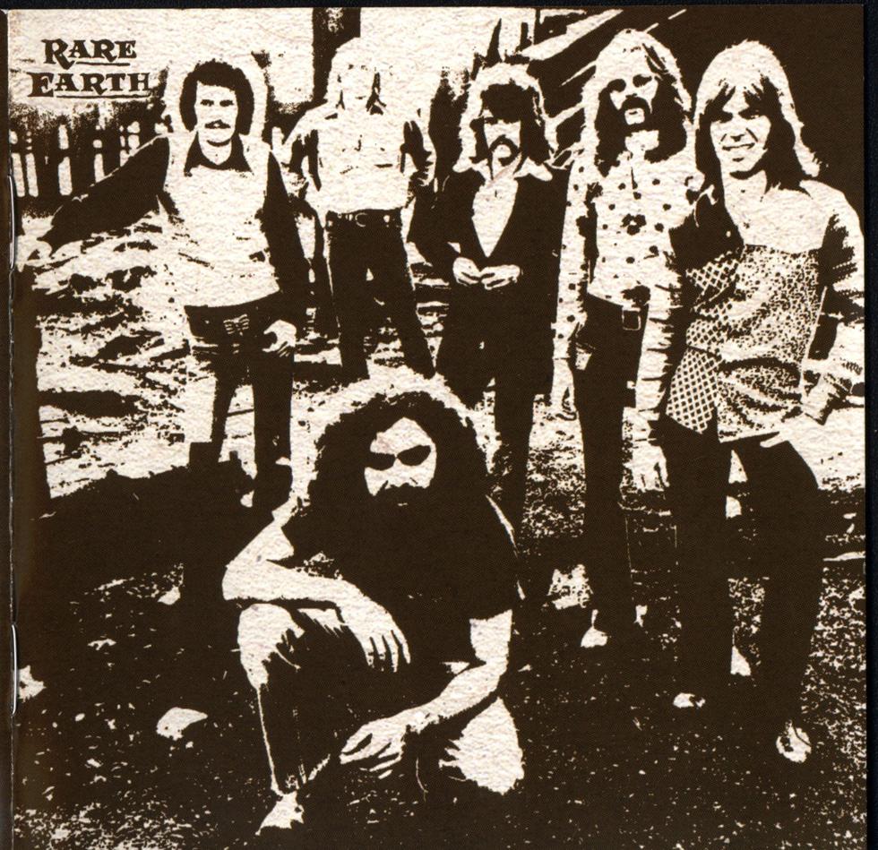 Rockasteria Rare Earth Fill Your Head 1969 1974 Us