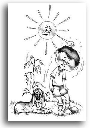 тепловой удар