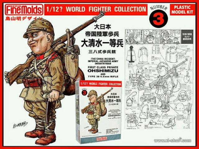 Imperial Japanese Army Infantryman