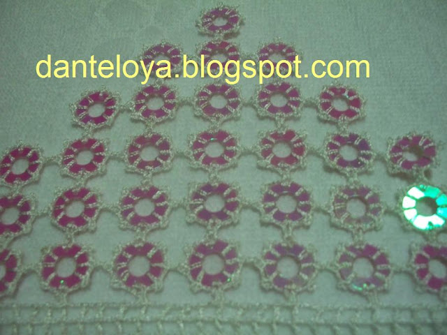 pullu havlu kenarı
