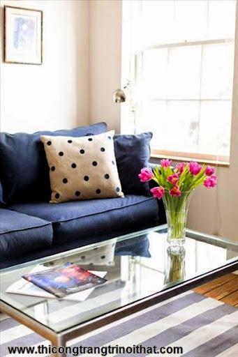 6 cách làm mới phòng khách ít tốn kém - <strong><em>Thi công trang trí nội thất</em></strong>-5