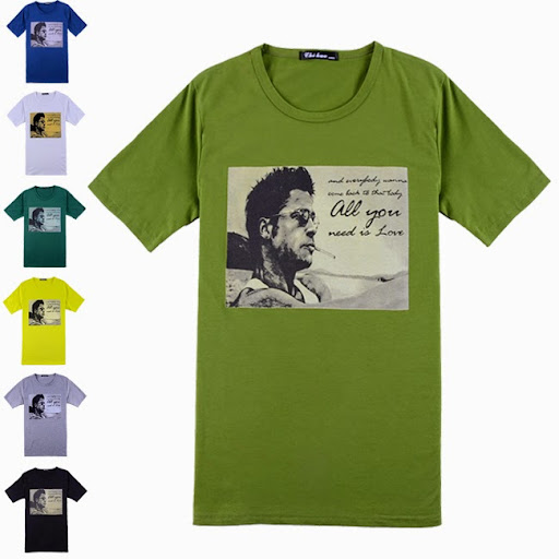 Arrival Tops and Tees 7 Colors for Choice High Quality