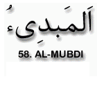 58.Al Mubdi