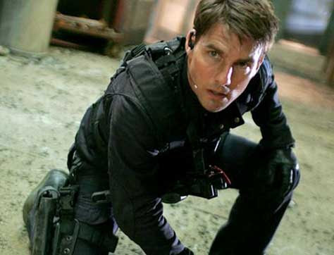 Tom Cruise en Misión Imposible
