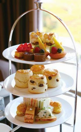 英式下午茶 http://holidaygo.blogspot.com/2015/02/english-afternoon-tea.html