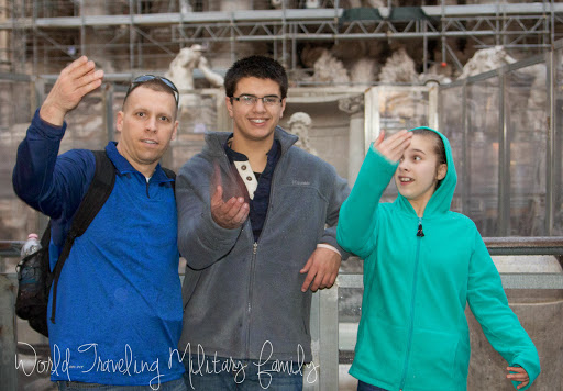 Rome, Italy - Half Day - World Traveling Military Family