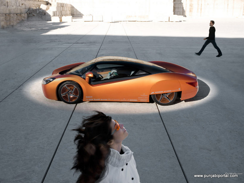 iChange Concept Car