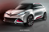 SHANGHAI 2013 - MG announces CS Concept