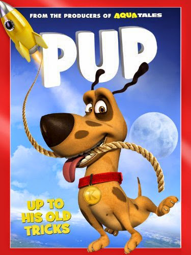 Poster Of English Movie Pup (2013) Free Download Full New Hollywood Movie Watch Online At Alldownloads4u.Com