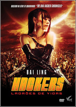 Download Hackers Ladrões de Vidas DVD-R